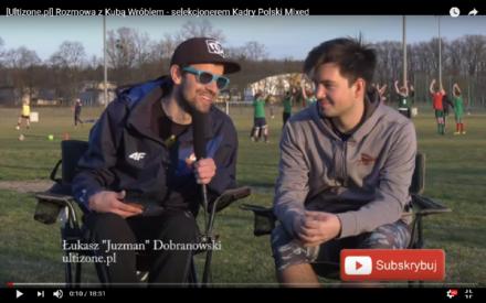 [VIDEO] Wywiad z Jakubem Wróblem – selekcjonerem Kadry Polski Mixed
