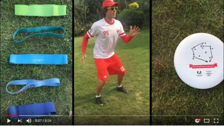 Trenuj z Kosmalem – przygotowanie fizyczne w Ultimate. Wstęp do minibands.