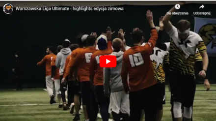 Warszawska Liga Ultimate – Highlights 2019 [VIDEO]