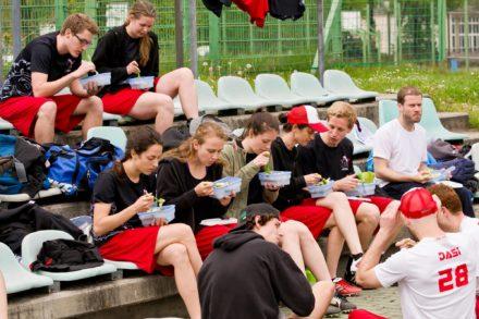Dobre odżywianie w ultimate frisbee