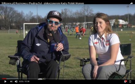 """[VIDEO] Rozmowa z Pauliną """"Patrą"""" Dul – selekcjonerem Kadry Women"""