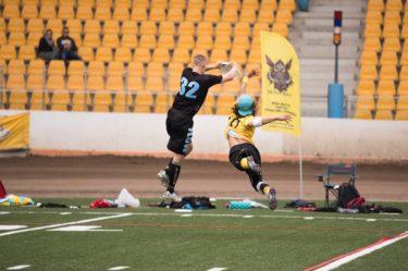 Misttrzostwa Polski Mixed ultimate frisbee