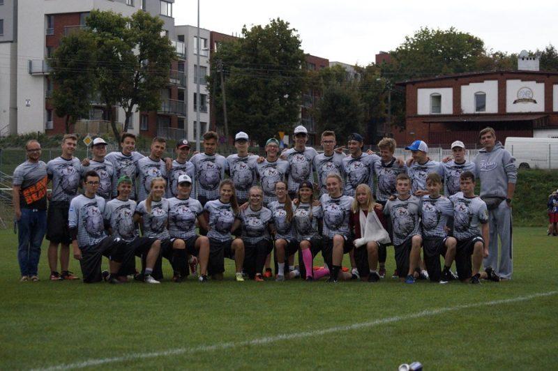 Young Brave Beavers triumfumją w młodzieżowych Mistrzostwach Polski. Poznaliśmy grupy seniorskich Mistrzostw.