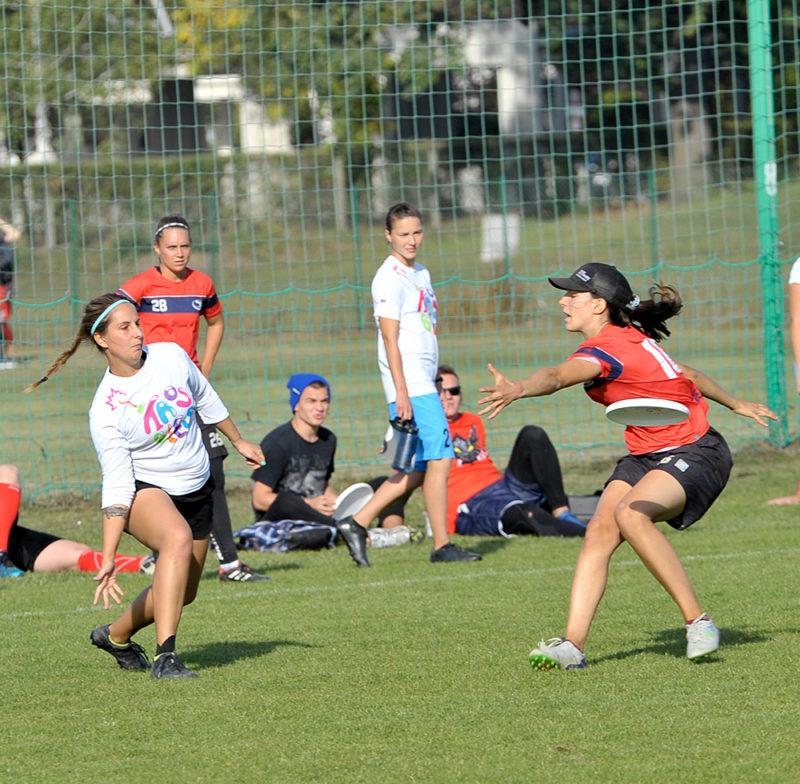 EUCF dzień 2. Troubles powalczą o brązowy medal. Dwie porażki Flow Wrocław.