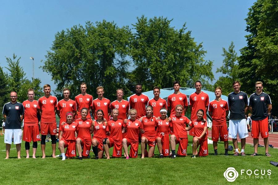 Reprezentacja Polski w ultimate u24