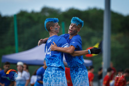EYUC 2019 (Day 2) – A colorful run for the title