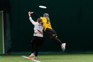 Halowe Mistrzostwa Polski ultimate frisbee