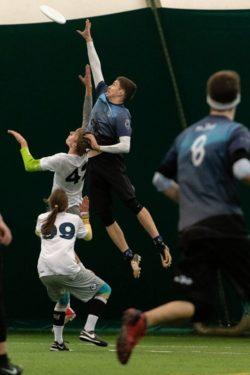 zawody frisbee w Polsce