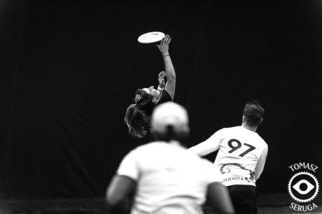 Mistrzostwa Polski ultimate frisbee Hala