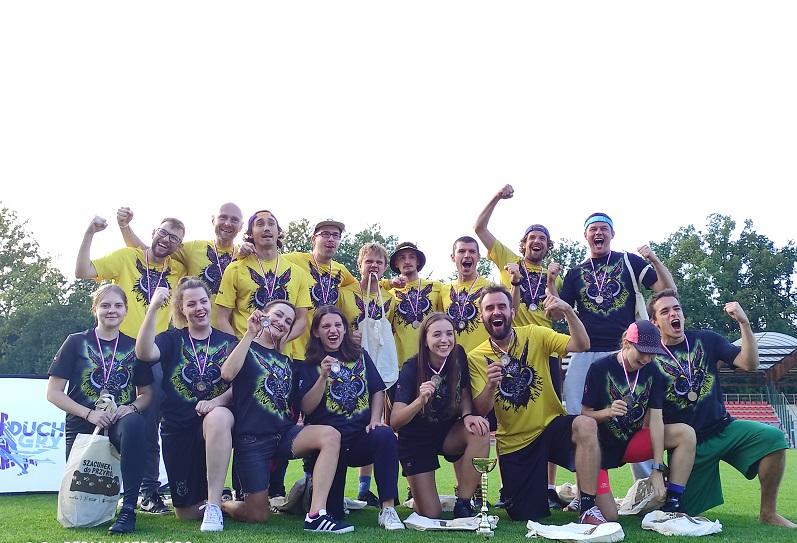 Mistrzostwa Polski ultimate frisbee mixed 2021 - KWR Knury