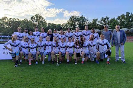 Mistrzostwa Polski ultimate frisbee mixed 2021: Trwa złota passa Flow